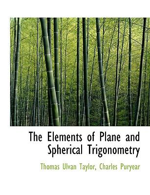 Plane and Spherical trigonometry and tables,