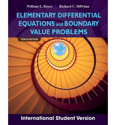 elementary differential equations boyce youtube