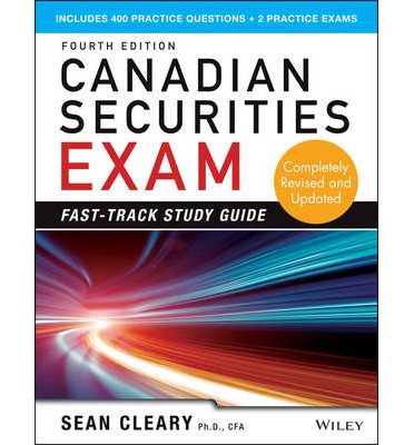 Securities exam study program