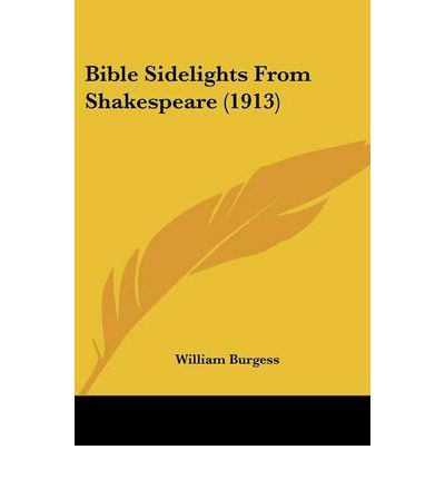 Bible Sidelights from Shakespeare (1913)