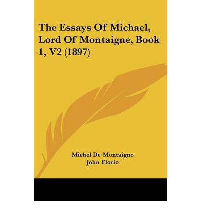 analysis essays montaigne