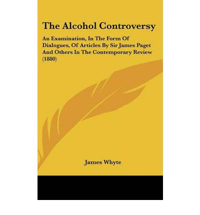 The controversy of the morality of drinking alcohol