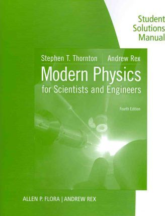 Student Solutions Manual college phys