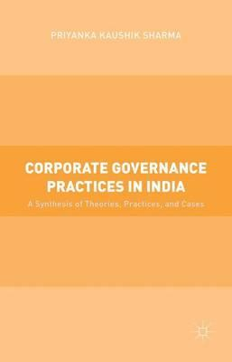 Dissertation title: Commercial Governance during Of india