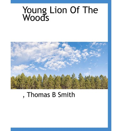 Young Lion of the Woods