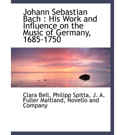 bach and his impact on the Johann sebastian bach: biography covers his life from birth to death,  he also  came under the influence of french instrumental music when, through his great.
