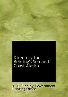 Directory for Behring's Sea and Coast Alaska