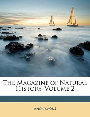 The Magazine of Natural History, Volume 2