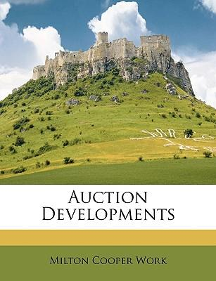 Auction Developments