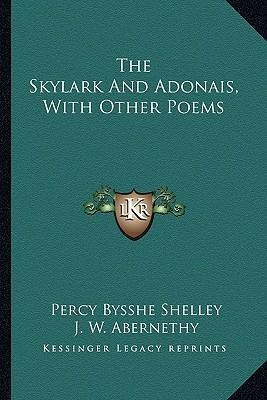 a review of percy bysshe shelleys poem to a skylark Written by percy bysshe shelley, narrated by bertie carvel  editorial reviews   poems, including ozymandias, the mask of anarchy, and to a skylark,.