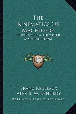 kinematics of machine book pdf