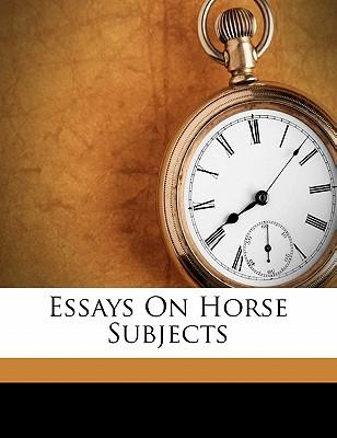 subjects for essays
