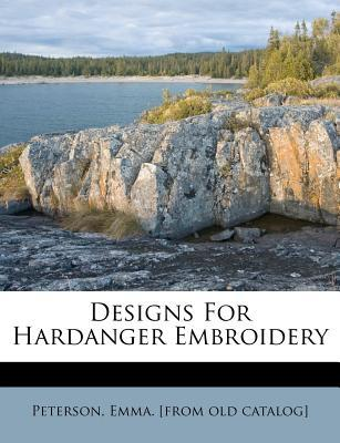Designs for Hardanger Embroidery