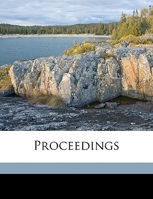 Proceedings Volume 1