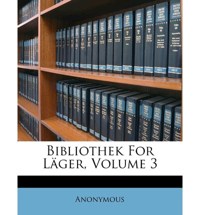Bibliothek for L Ger, Volume 3