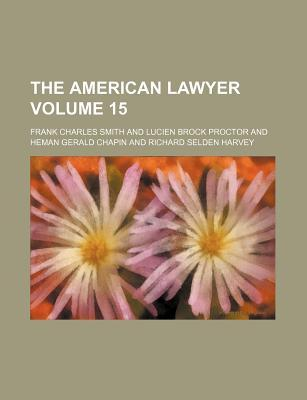 The American Lawyer Volume 15