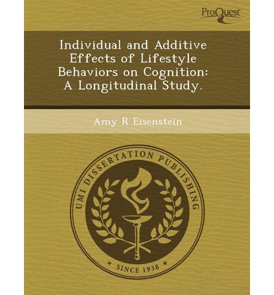 Individual and Additive Effects of Lifestyle Behaviors on Cognition: A Longitudinal Study