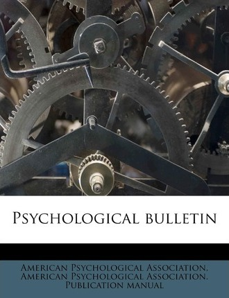 Psychological Bulletin