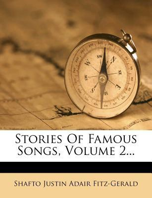 Stories of Famous Songs, Volume 2...