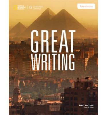Great writing foundations pdf