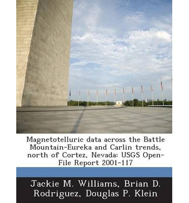 Magnetotelluric Data Across the Battle Mountain-Eureka and Carlin Trends, North of Cortez, Nevada