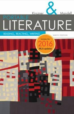 Portable Literature: Reading, Reacting, Writing 2016