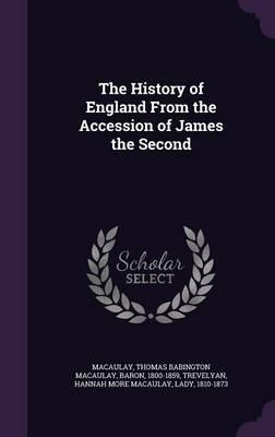 Download gratuito di libri audio online The History of England from the Accession of James the Second 1341691292 PDF CHM