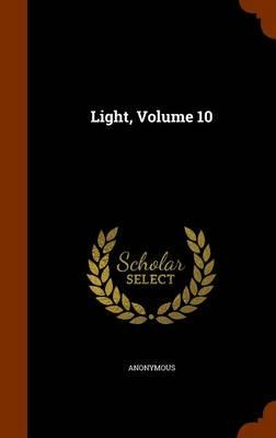 Light, Volume 10