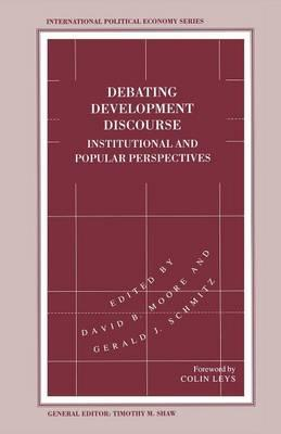 Debating Development Discourse 1995 : Institutional and Popular Perspectives