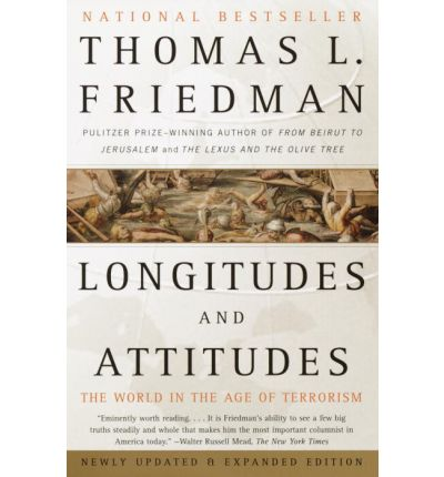 a book analysis of lexus and the olive tree by thomas friedman Category: book review olive tree title: the lexus and the olive tree by thomas l friedman.