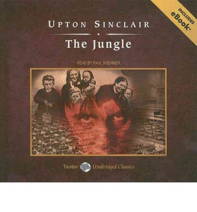the jungle by upton sinclair letter Upton sinclair was an american author whose most representative about an alleged first edition of the jungle to my upton sinclair letters and.