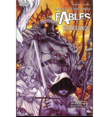 Fables: Homelands Volume 06