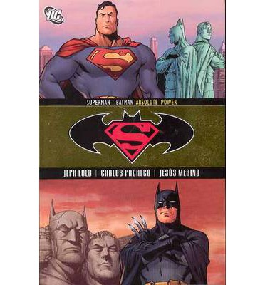 Superman Batman: Absolute Power Vol. 03