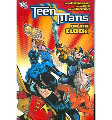 Teen Titans: On the Clock
