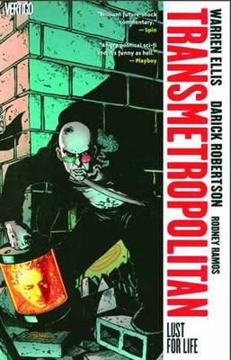 Transmetropolitan: Lust for Life Volume 02