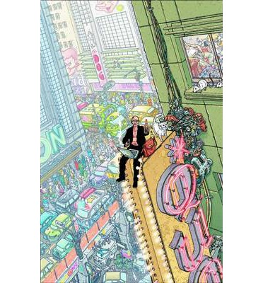 Transmetropolitan: The New Scum Volume 04