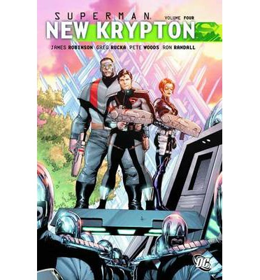 Superman: New Krypton Vol.04