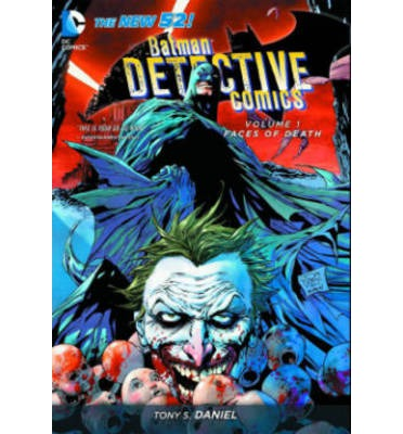 Batman Detective Comics: Faces of Death v. 1
