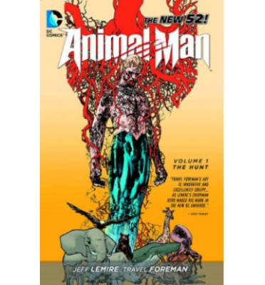 Animal Man: The Hunt Vol.01
