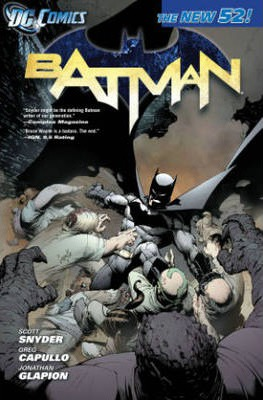 Batman: The Court of Owls Volume 1