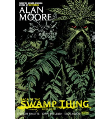 Saga of the Swamp Thing: Book 4