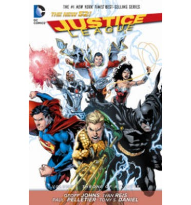 Justice League: Throne of Atlantis Volumel 3