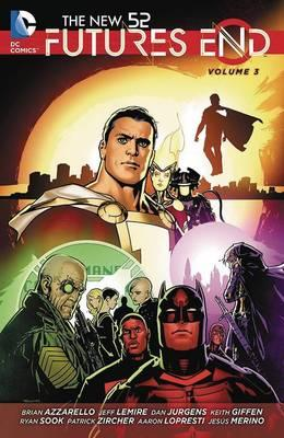 New 52 Future's End: Volume 3