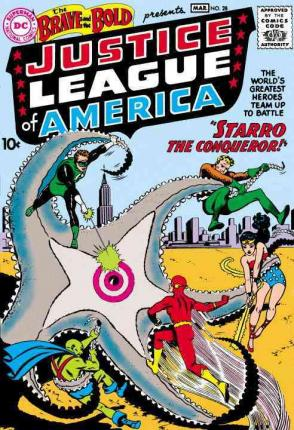 Justice League of America the Silver Age: Vol 1