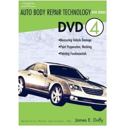 Auto body repair technology no 4 james e duffy for Motor vehicle body repair
