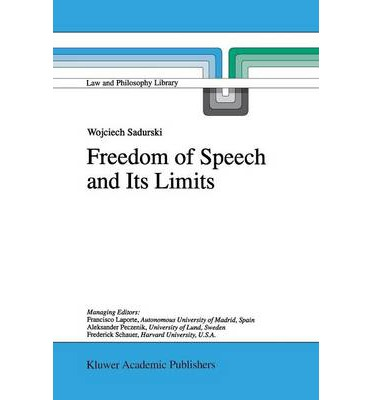 limitations of the freedom of speech Some of these laws impose limits on freedom of speech that have  justifiable limitations of  freedom of speech freedom of information has.