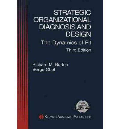 organizational diagnosis 3 The power of these four frames for organizational diagnosis rests in the fact that organizations are messy and complex they operate simultaneously on these four levels at all times, and can require special attention to address problems in one area while remaining strong and functioning in others.