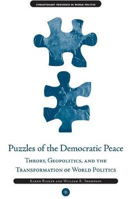 democratic peace thesis international relations Democratic peace thesis in what ways does the 'democratic peace thesis' express the essential principles of liberal theory in international relations.