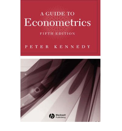 guide to econometrics peter kennedy 9781405115018 a guide to econometrics kennedy pdf download a guide to econometrics peter kennedy pdf download