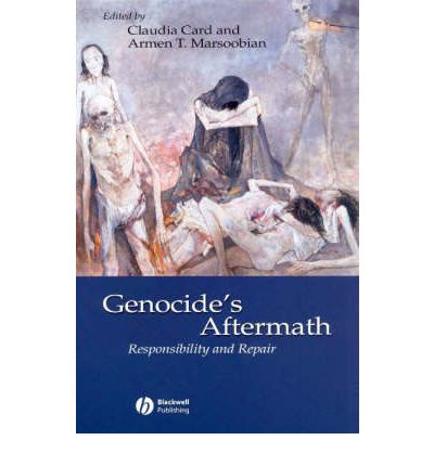 Genocide : Collective Responses and Reparations